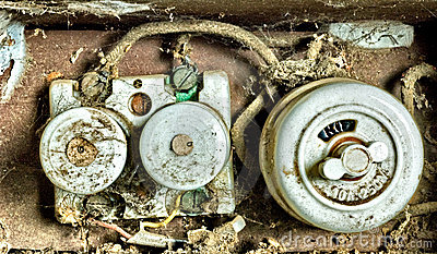 Old fuse