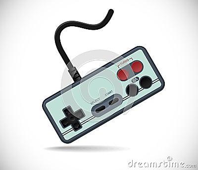 Old gamepad