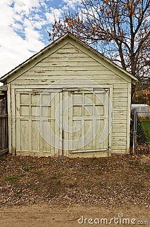 Old Garage Doors