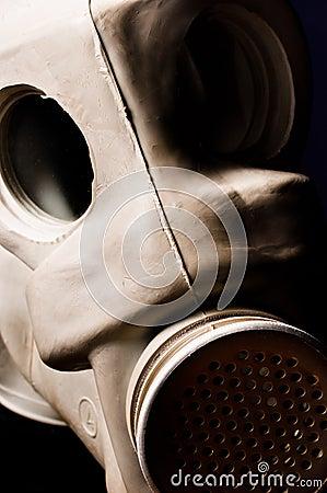 Old gasmask