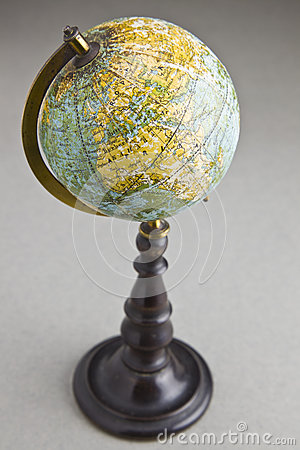 Free Old Globe Royalty Free Stock Images - 29642959