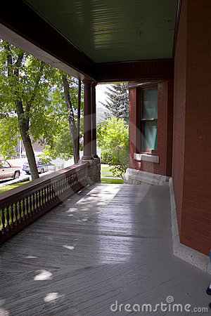 Old Governer s Mansion in Helena Montana