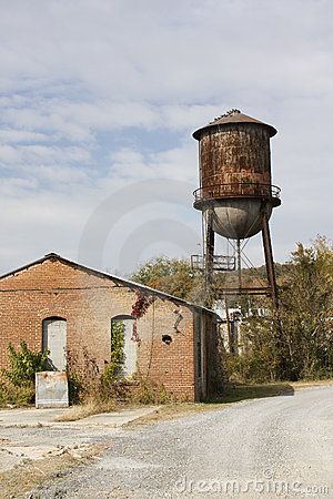 Free Old Grain Silo Stock Images - 3660314