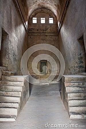 Old Granary Interior