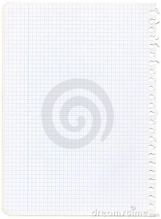 Free Old Graph Paper Royalty Free Stock Photos - 5955668
