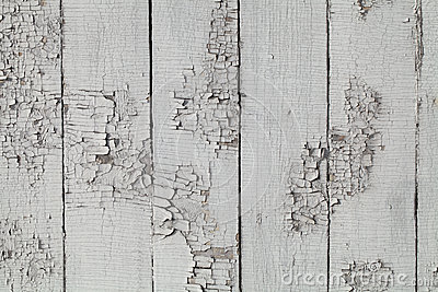Old gray boards