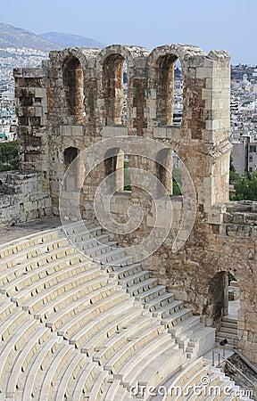 Old Greek Theatre