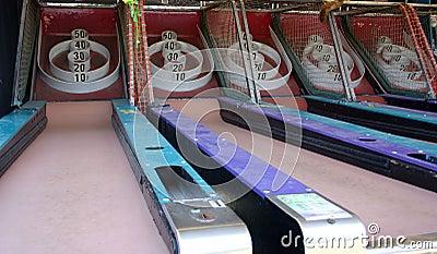Old Grunge Carnival Games