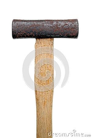 Old hammer