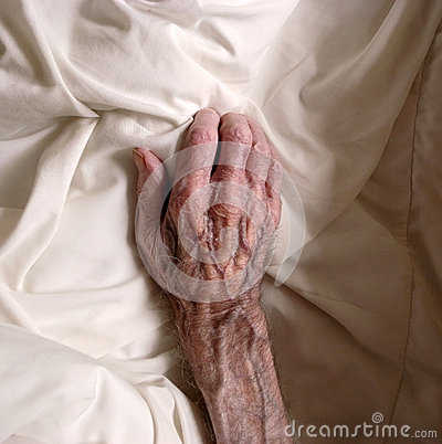 An old hand