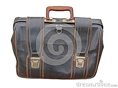 Old hand bag