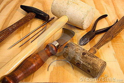 Old Hand Tools