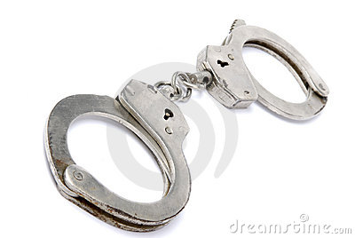Old handcuffs