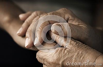 Old hands