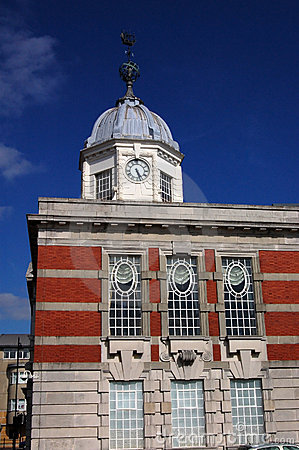 Old Harbour Board offices, Southampton