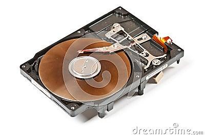 Old harddisk