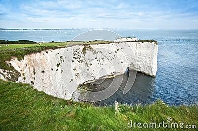 Old Harry Rocks Jurassic Coast UNESCO