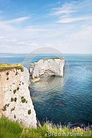 Old Harry Rocks Jurassic Coast UNESCO England