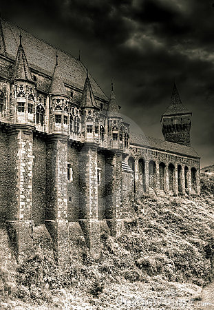 Free Old Haunted Castle Stock Photo - 333350