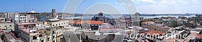 Old Havana panorama