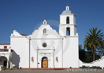 Old Hispanic Mission