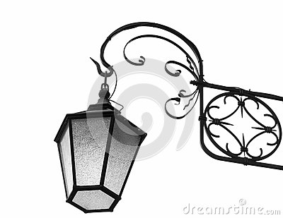 Old historc Lantern