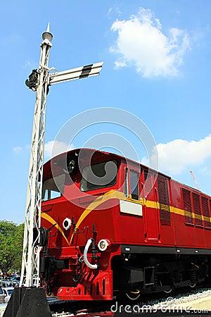 Old History Train