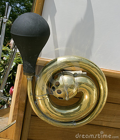 Old horn