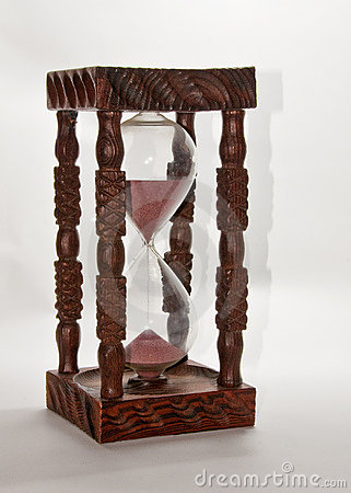 The old Hourglass