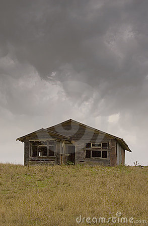Free Old House 02 Royalty Free Stock Image - 878916