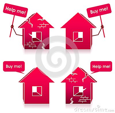 Free Old House And New House Royalty Free Stock Photography - 51933987