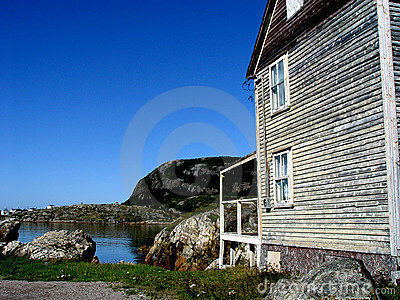 Old House By the Bay