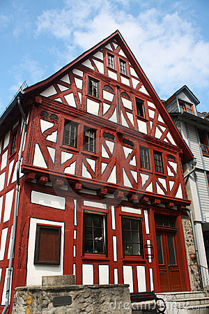 Old house in Germany
