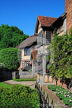 Old house Stratford upon avon