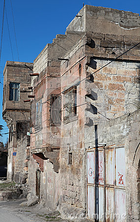 Old House of Tablakaya in Talas, Kayseri.