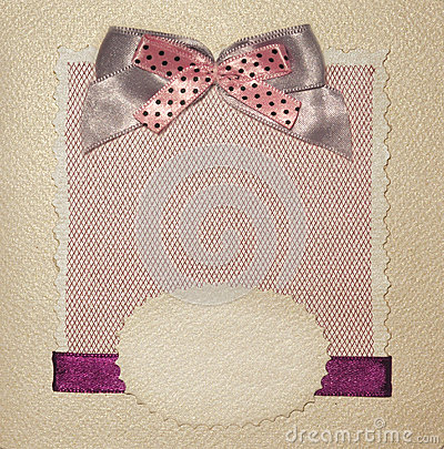 Old invite or gift card