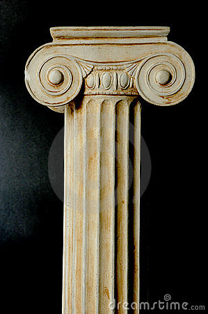 Free Old Ionic Column Stock Images - 46654