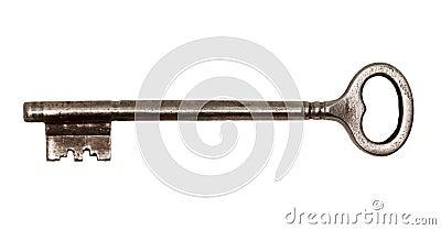 Old Iron Key