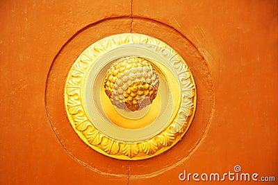 Old Italian door knocker