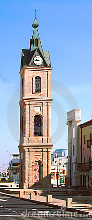 Old Jaffa - The Clock Tower