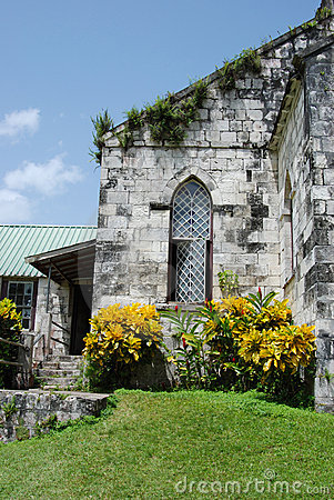 Old Jamaican Church