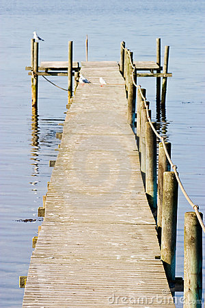 Free Old Jetty Royalty Free Stock Photos - 5946948