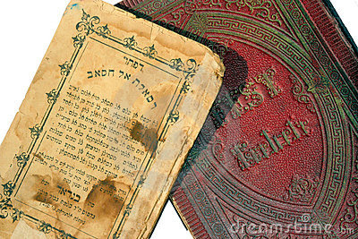 Old Jewish books