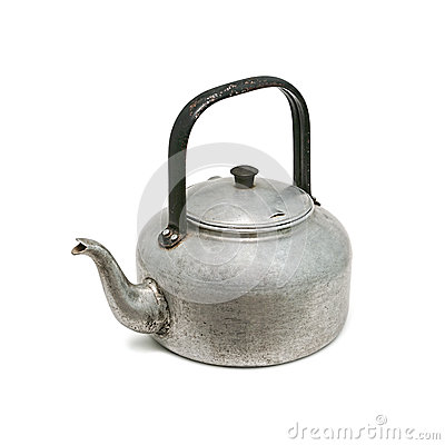 Free Old Kettle Royalty Free Stock Photos - 31759858