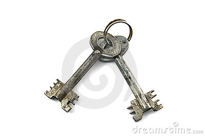 The old keys
