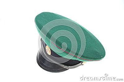Old KGB cap