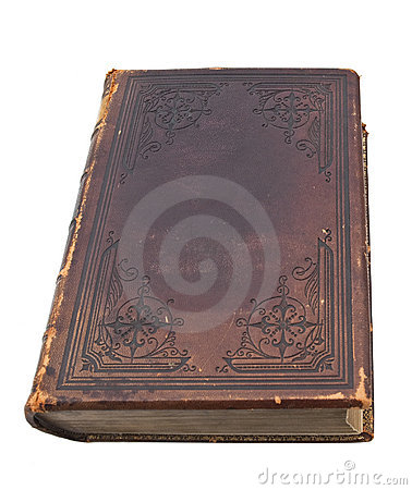 Old Leather Bible