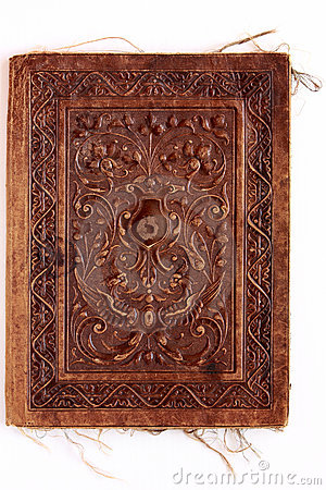 Old Leather binding