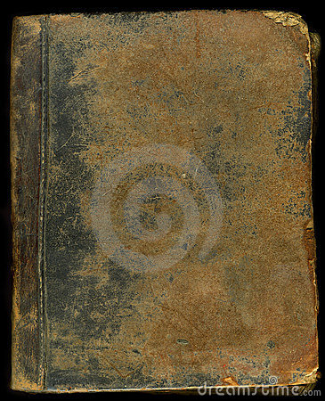 Free Old Leather Book Cover Stock Photo - 5714170