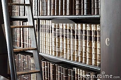 Old Library, Trinity College, Dublin, Ireland